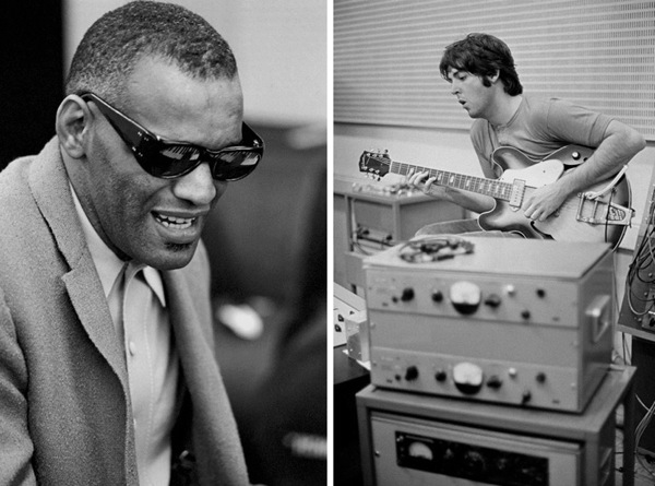 Ray Charles, Paul McCartney.jpg