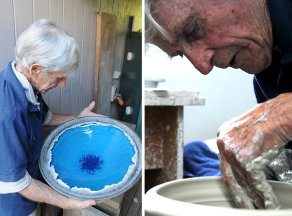 The Inspirations and Works of Potter Len Castle 10