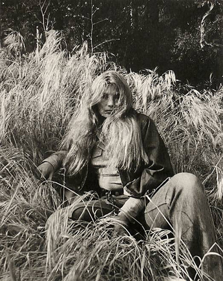 Cynthia MacAdams, Self-Portrait, 1978