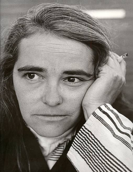 Kate Millett, Writer, 1976
