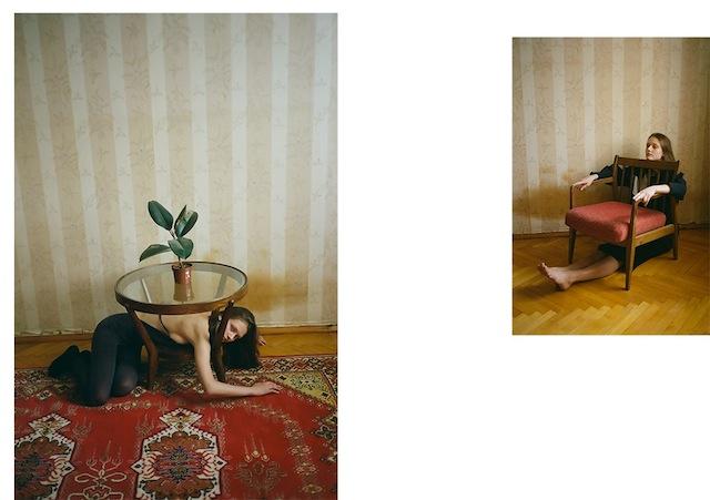erik hart visual artist artistic director Tatiana Leshkina