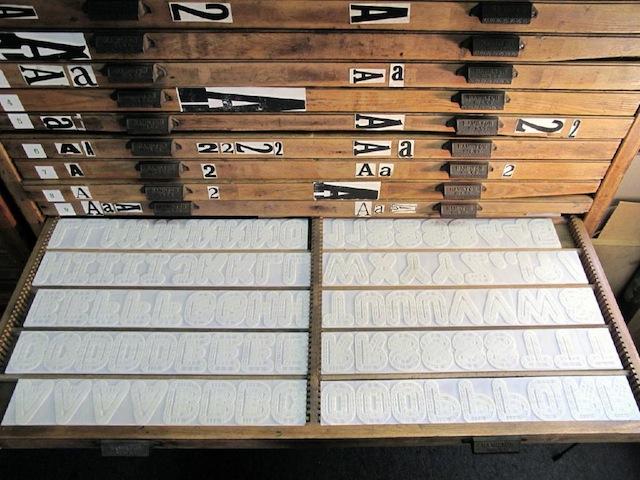 3D-printed Letterpress Font-5