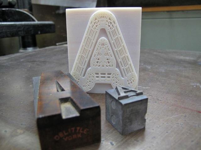 3D-printed Letterpress Font-6