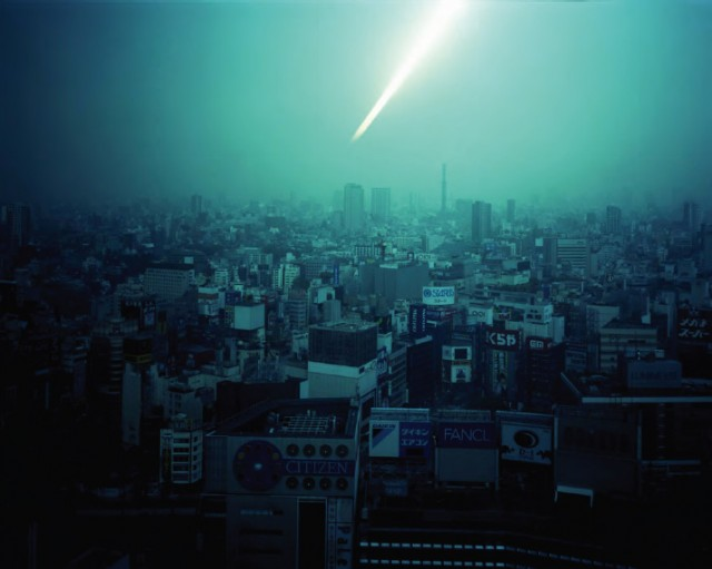 24 Hours, Shinjuku City, Tokyo, from the series 'One Day,' 2008