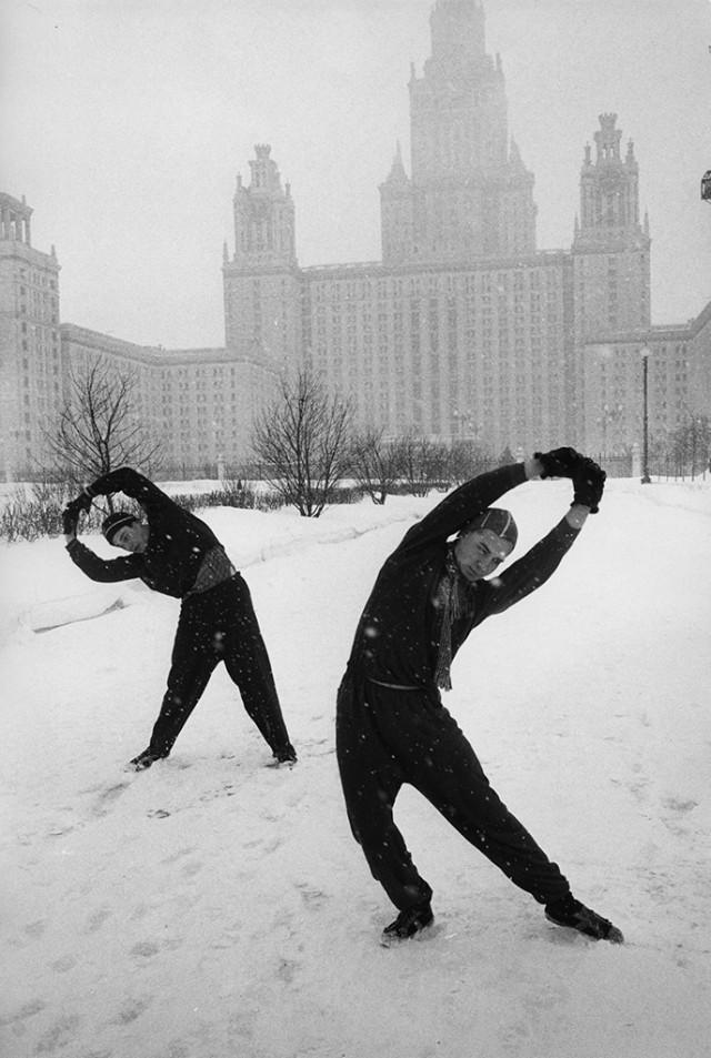 1960. MOSCOU.