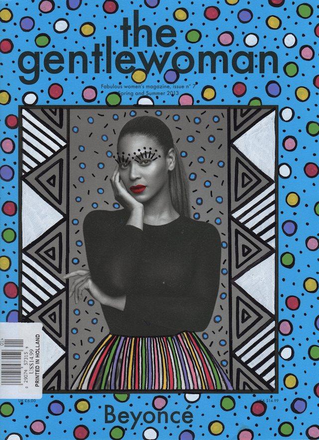 Gentlewoman-Beyonce