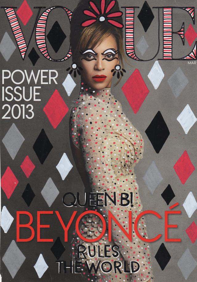 VOGUE-Beyonce