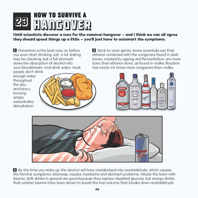 9. How To Survive A Hangover