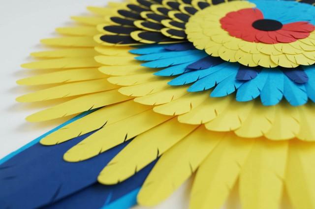 yellow-rosella-detail