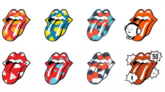 14-The Rolling Stones x STICKY MONSTER LAB
