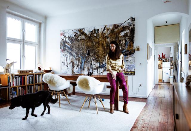 Cathy Boom & Jay Bo's apartment