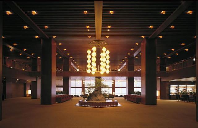 Okura Tokyo Lobby3