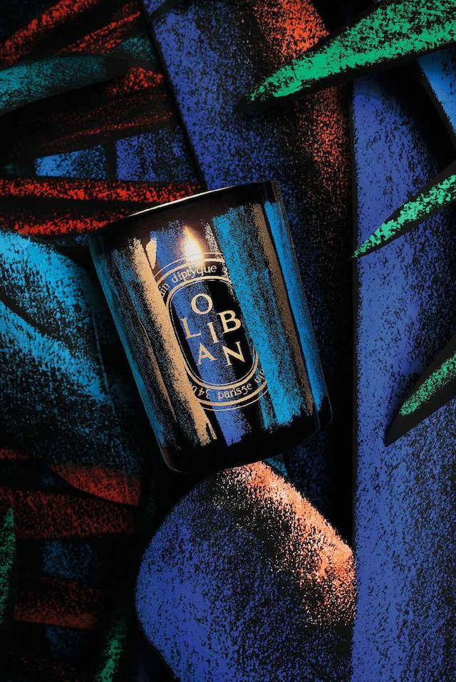 diptyque 2015年圣诞限定系列 香氛蜡烛 - 乳香